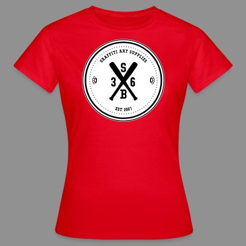 Sketch Books Logo (Baseball) - Frauen T-Shirt