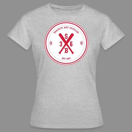 Sketch Books Logo (Baseball) - Frauen T-Shirt