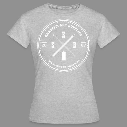 Sketch Books Logo (1 Farbig) - Frauen T-Shirt