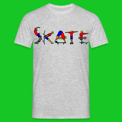 Skate heren t-shirt - Mannen T-shirt