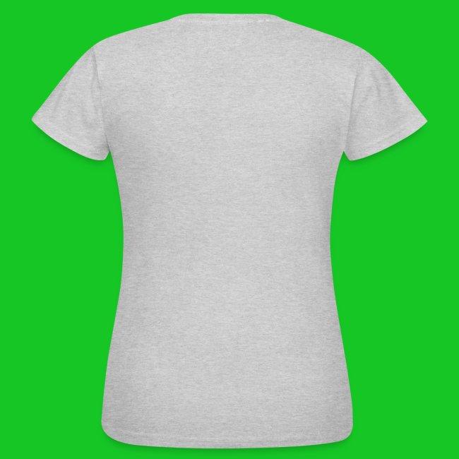 Skate dames t-shirt