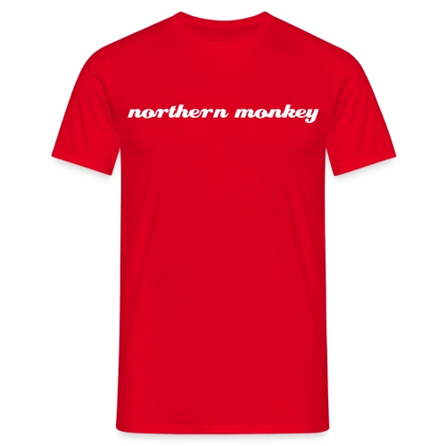 monkey boy - Men's T-Shirt