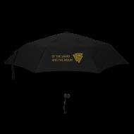 Umbrellas ~ Umbrella (small) ~ Gold matt print