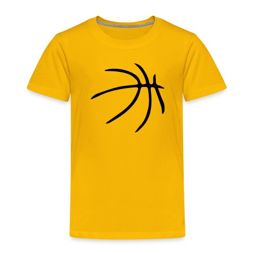 Basketball – Männer Shirt (dh) - Kinder Premium T-Shirt