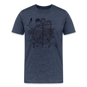 Sea - men - Männer Premium T-Shirt