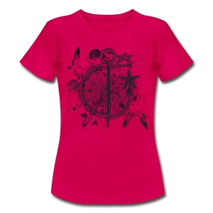 Sea - women - Frauen T-Shirt