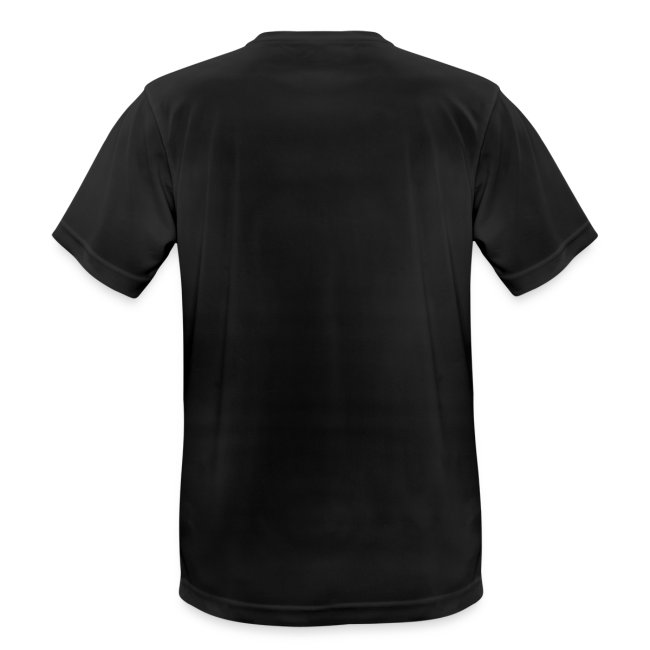 Tee shirt moulant Second home Fitness Mag 100% Polyester
