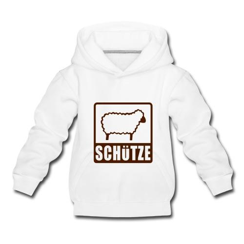 Pullover Scharfschütze - Kinder Premium Hoodie