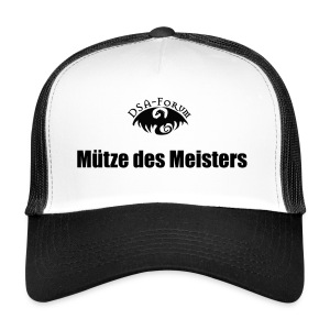 Mütze des Meisters - Trucker Cap