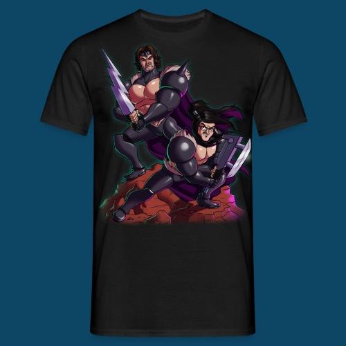 Bob & Ben - T-shirt Homme