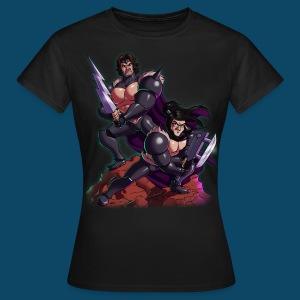 Boob & Ben - T-shirt Femme