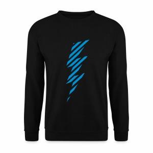 Comic Blitz - Pullover - Männer Pullover