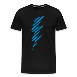 Comic Blitz - T-Shirt - Männer Premium T-Shirt