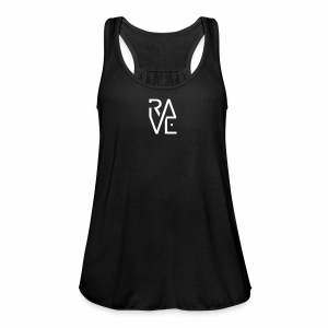 Rave Minimal Text - Frauen Tank Top von Bella