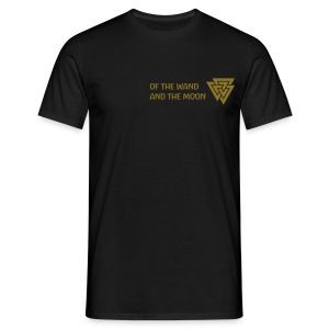 Gold matt print - Men's T-Shirt