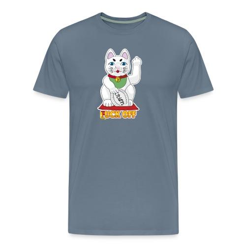 Luck off - Männer Premium T-Shirt