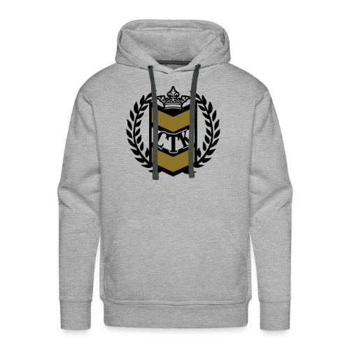 Sweat CTK - Sweat-shirt à capuche Premium pour hommes