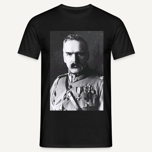 Piłsudski, zdjęcie 2 - koszulka kolorowa - Koszulka męska