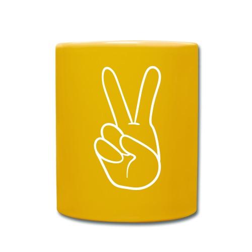 Full Colour Mug - Peace Logo - Full Colour Mug