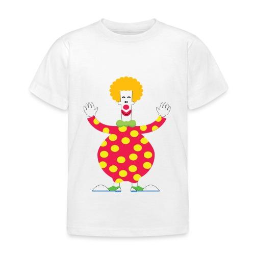 Clown T-Shirt - Kids' T-Shirt