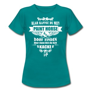 Paint Horse - Shirt - Frauen T-Shirt