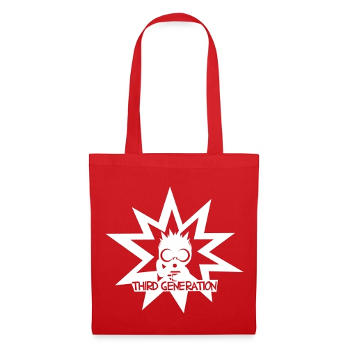 THIRD GENERATION red - Tote Bag