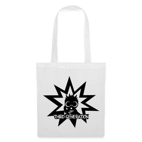 THIRD GENERATION white - Tote Bag