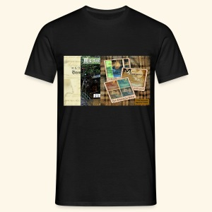 3 albums by M & The Congregation - Männer T-Shirt