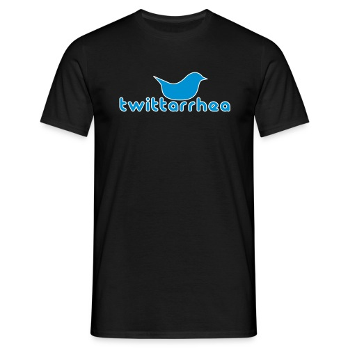 Twitterhea (Mens) - Men's T-Shirt