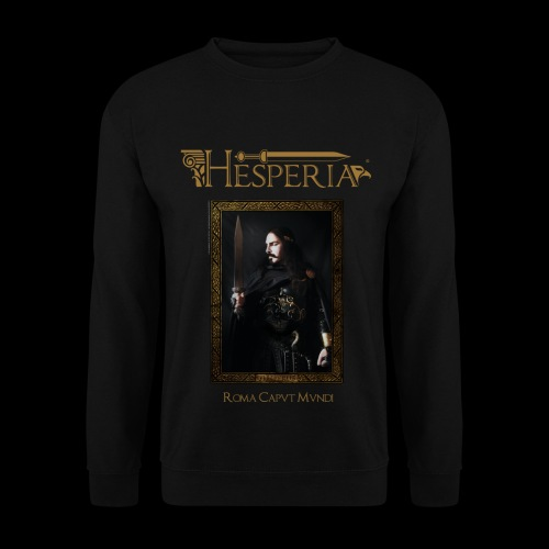 HESPERIA-Roma Capvt Mvndi Sweat Shirt - Men's Sweatshirt