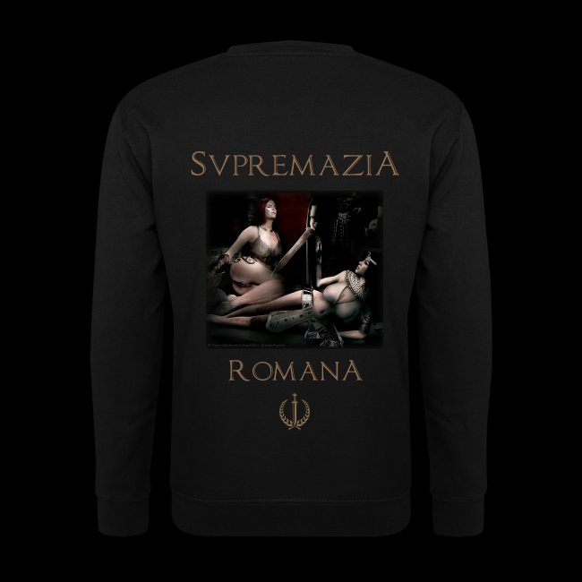 HESPERIA-Roma Capvt Mvndi Sweat Shirt