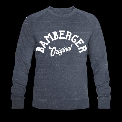 Bamberger Original - Klassisches Herren Sweatshirt - BIO Baumwolle - #BMBRG - Männer Bio-Sweatshirt von Stanley & Stella