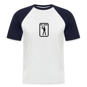Weekend T shirt - Men's Baseball T-Shirt
