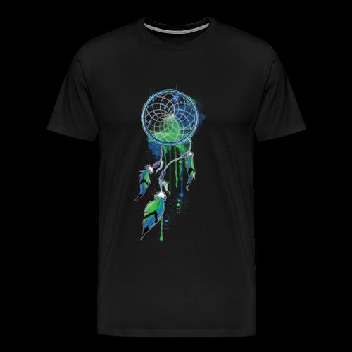Tee-shirt homme premium dreamcatcher - T-shirt Premium Homme