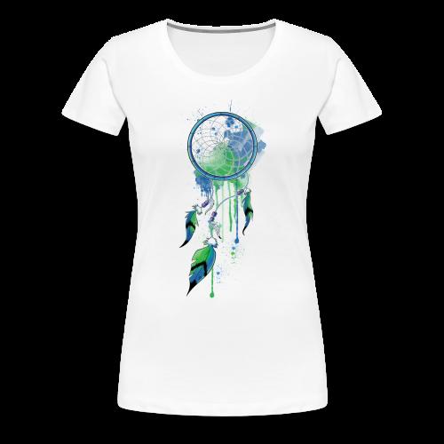 Tee-shirt femme premium dreamcatcher - T-shirt Premium Femme