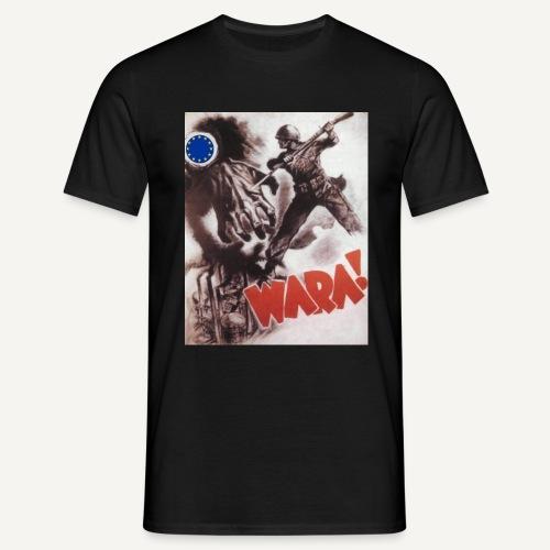 Wara! (UE) - Koszulka męska