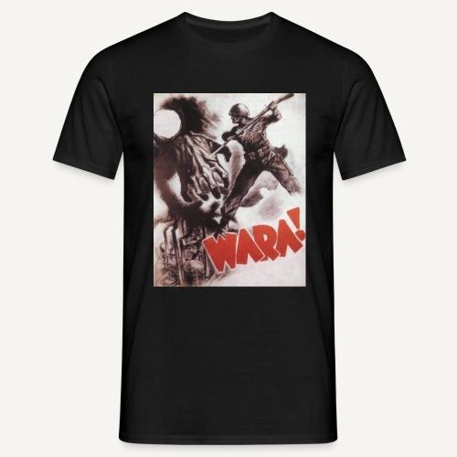 Wara! (pusta) - Koszulka męska