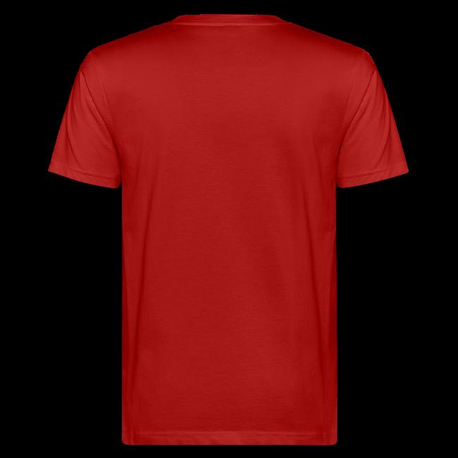 Not A Tourist -  Herren BIO T-Shirt - 100% Baumwolle - #LVEBBG