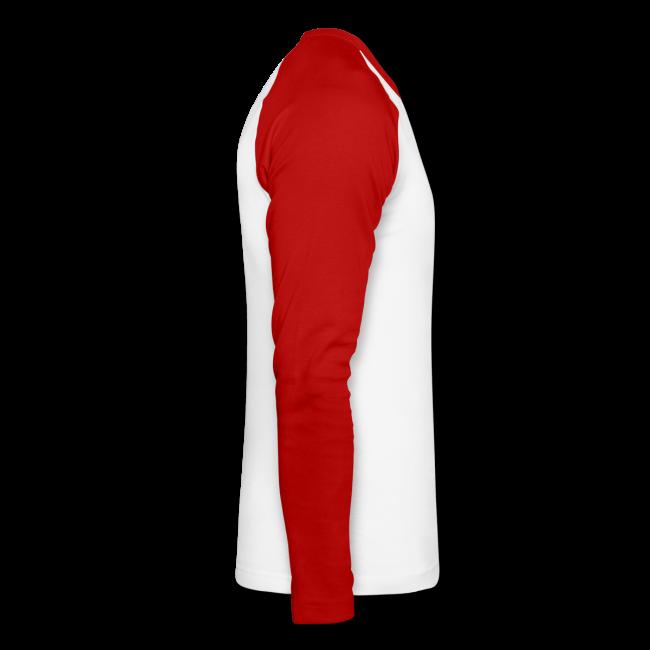 Not A Tourist -  Herren Baseball Langarmshirt - 100% Baumwolle - #LVEBBG