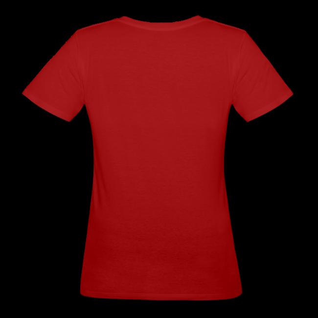 BMBRG Bamberg Auge - Damen BIO T-Shirt - 100% Baumwolle - #BAMBERG-SHIRT