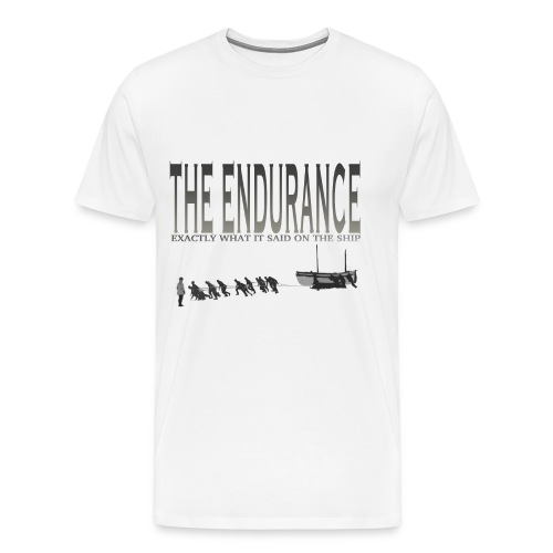 The Endurance - Men's Premium T-Shirt