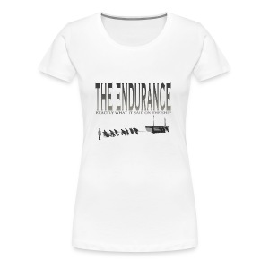 The Endurance - Women's Premium T-Shirt