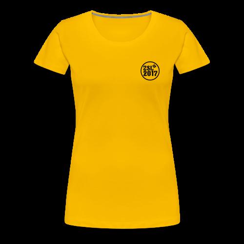 2017 Girlie - Frauen Premium T-Shirt