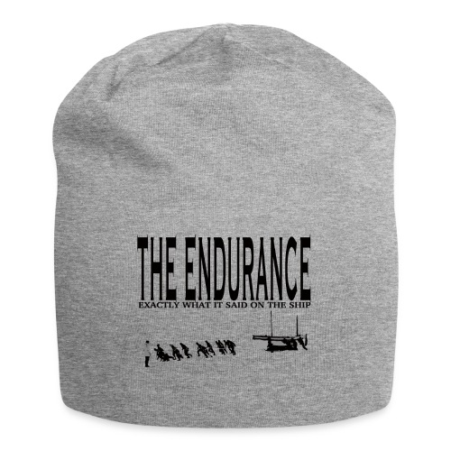The Endurance - Jersey Beanie