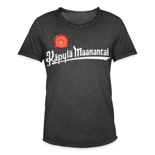 Pilsner Vintage T-Shirt - Miesten vintage t-paita