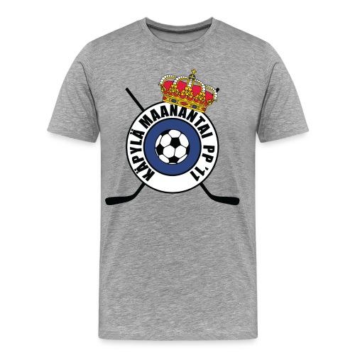 Logo T-Shirt - Miesten premium t-paita