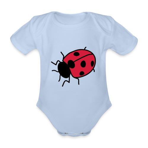 grandi firme - Body ecologico per neonato a manica corta