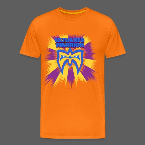 Ultimate Warrior Retro Shirt - Men's Premium T-Shirt