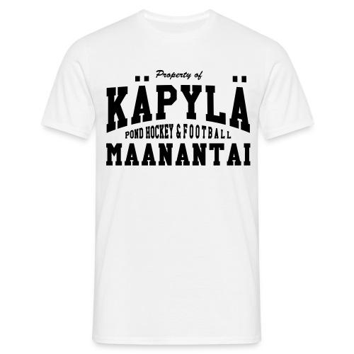 Property Of T-Shirt (Black Text) - Miesten t-paita
