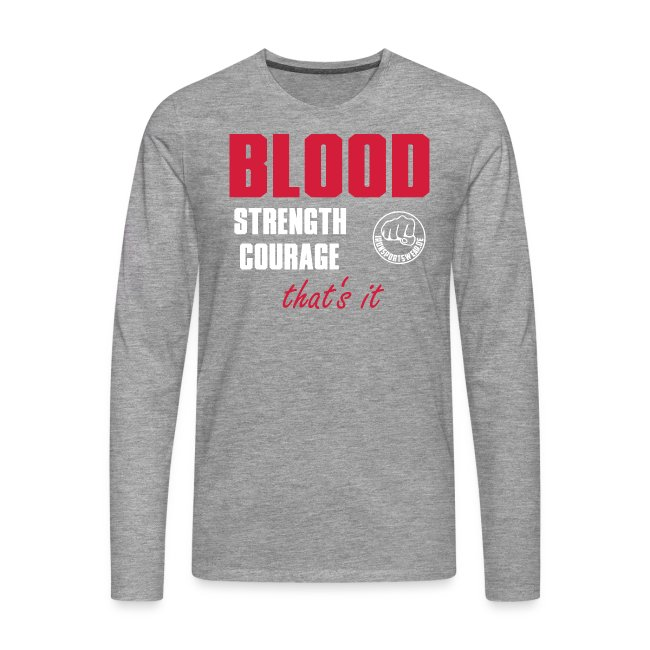 BloodStrengthCourage